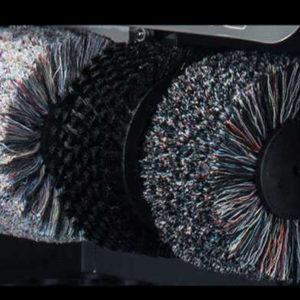 Запасные щетки для машинок по чистке обуви